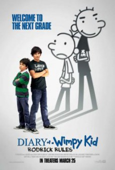 Diary of a Wimpy Kid- Rodrick Rules (2011)