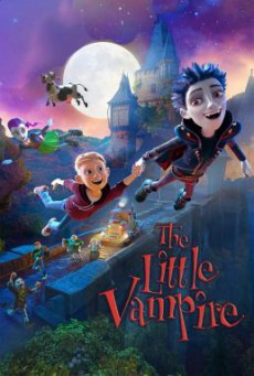 The Little Vampire (2017) HDTV