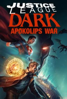 Justice League Dark- Apokolips War (2020)